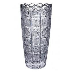 Broušená váza na velkou...