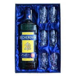 Becherovka dárkové balení