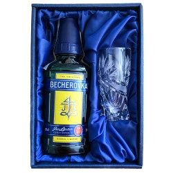 Becherovka 0,1l s 1ks...