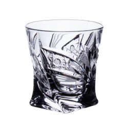 Broušené skleničky na...