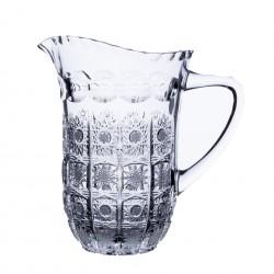 Broušený džbán na vodu či...