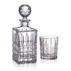 Whisky set Diplomat 1+6ks