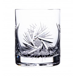 Broušené sklenice na whisky...