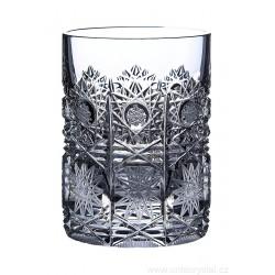 Broušené skleničky na panáky (široký) 50ml, Klasika