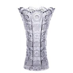 Broušená váza (tvar X) 80029-255, Klasika