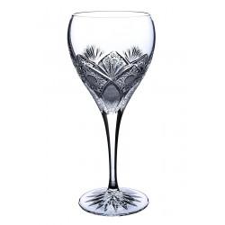 Broušené sklenice na bílé víno 270ml, Exclusive