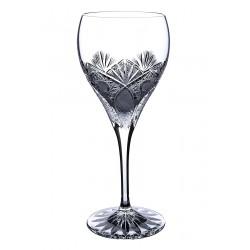 Broušené sklenice na červené víno 340ml, Exclusive