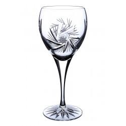 Broušené sklenice na červené víno 340ml, Větrník