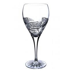 Broušené skleničky na červené víno 420ml, Kometa