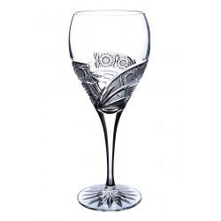 Broušené skleničky na víno 420ml, Kometa