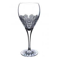 Broušené skleničky na víno 420ml, Klasika