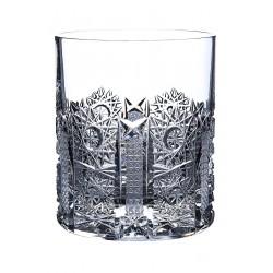 Broušené skleničky na whisky 330ml, Iris
