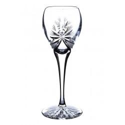 Broušené sklenice na likér 90ml, Mašle