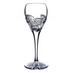 Broušené skleničky na likér 90ml, Kometa