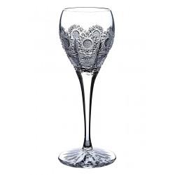 Broušené skleničky na likér 90ml, Klasika