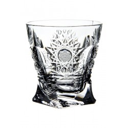 Broušené skleničky na panáky (nízké) 55ml, Klasika