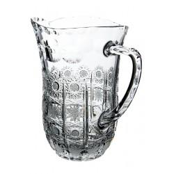 Broušený džbán na vodu či pivo 1300ml, Klasika