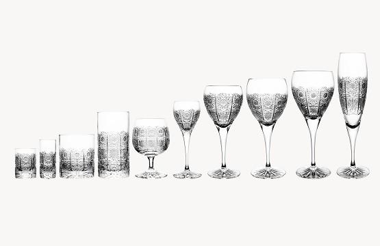 Bohemia Crystal sklenice