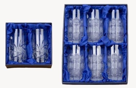 Bohemia Crystal sklenice na vodu